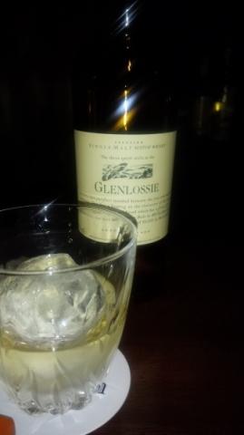 グレンロッシー 10年バーボン樽