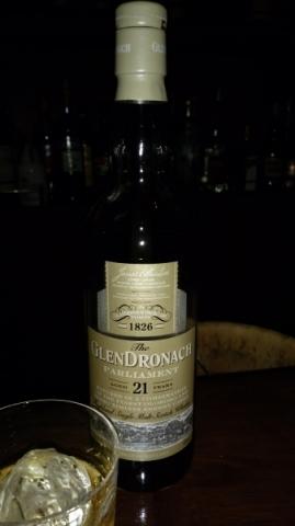 グレンドロナック 21年
