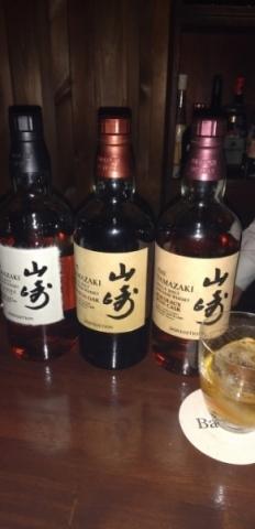 山崎 ミズナラ・ワイン・スパニッシュオーク