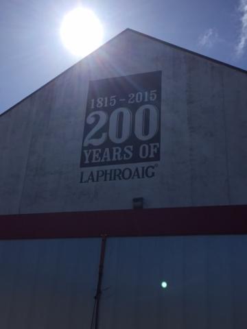 200周年の記念ペイント